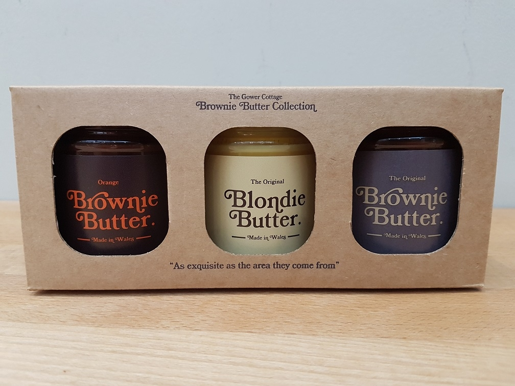 The Brownie Butter Collection
