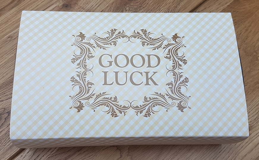 Good Luck Gower Cottage Brownies