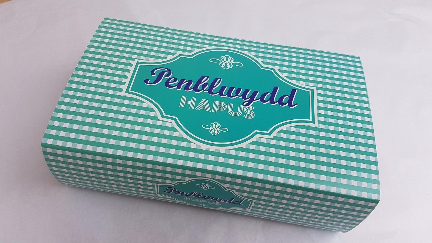 Penblwydd Hapus Brownies Bwthyn Gwyr