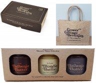 Congratulations Brownies Gift set