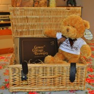 Bite Me Bear hamper