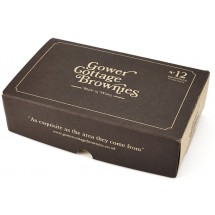 Walnut Gower Cottage Brownies