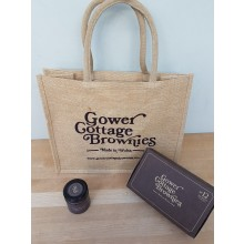 Original Brownies With Jute Bag