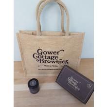 Original Brownies With Jute Bag