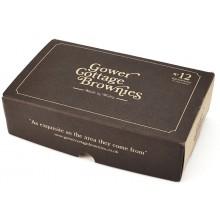 Gluten Free Walnut Gower Cottage Brownies