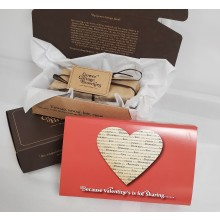 Valentines Gower Cottage Brownies (3 Month Subscription)