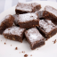 Cottage Brownies with Hazelnuts