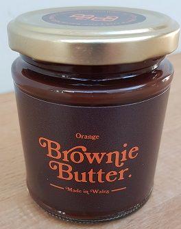 Orange Brownie Butter