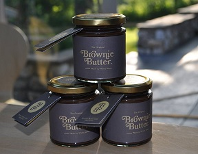 brownie butter jars