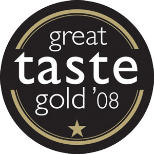 Great Taste Gold Award 2008