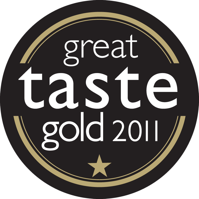 Great Taste Gold Award 2011