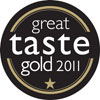 Gold Star - Great Taste Awards for Gower Original Chocolate Brownies