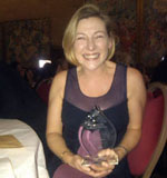 Winner – Swansea Business Woman of The Year (New Business)